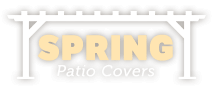 Spring Patio Covers